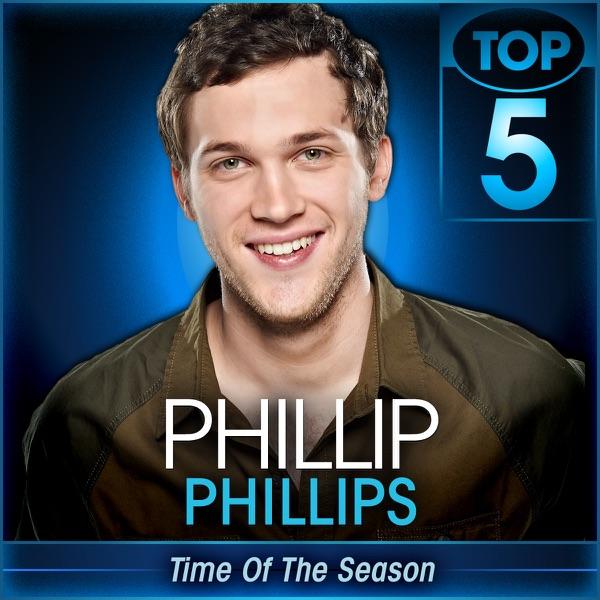 Time of the Season (American Idol Performance) - Single