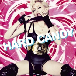 Hard Candy (Deluxe Version) - Madonna Album Cover