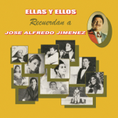 Ellas y Ellos Recuerdan a José Alfredo Jiménez - Varios Artistas Cover Art