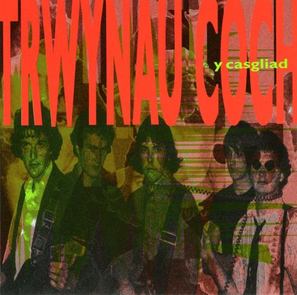 Cover art for Pwy Wyt Ti'n Mynd 'da Nawr?