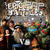 Artists vs Turtles - Epic Rap Battles of History