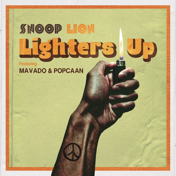 Lighters Up (feat. Mavado & Popcaan) - Single