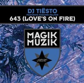 643 Love S On Fire Oliver Klein Remix