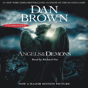 Angels and Demons (Unabridged) - Dan Brown audiobook, mp3