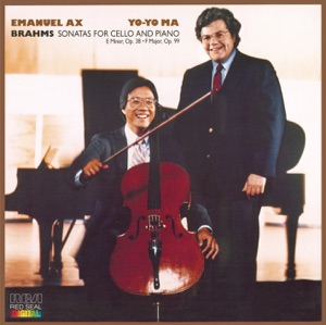 Brahms: Sonatas for Cello and Piano Mp3 Download