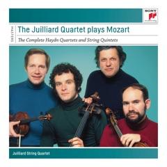 "The Juilliard Quartet Plays Mozart - The Complete ""Haydn"" Quartets and String Quintets"