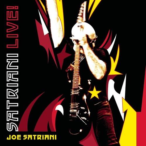 Joe Satriani - Satriani Live!