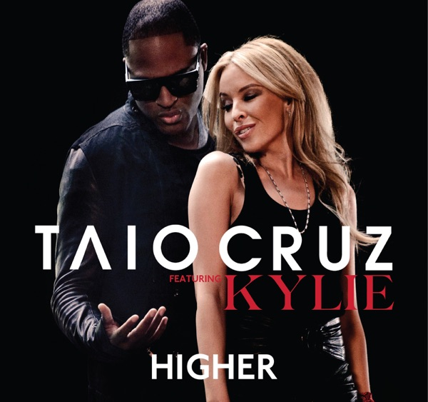 Taio Cruz, Kylie Minogue - Higher