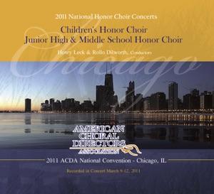 Rollo Dilworth & Junior High Middle School Honor Choir - Walk in Jerusalem (Live)