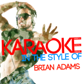 Karaoke (In the Style of Brian Adams) - EP