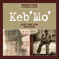 Keb' Mo' - Just Like You / Suitcase artwork
