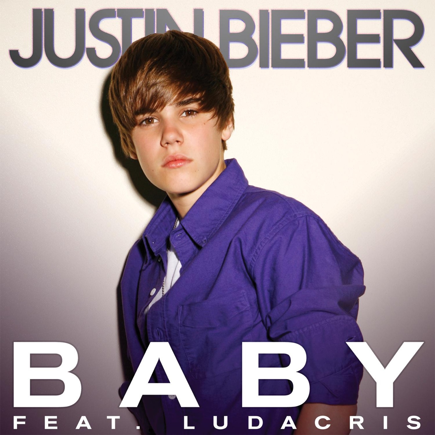 Justin Bieber - Baby (feat. Ludacris) - Single Cover