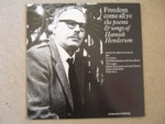 Hamish Henderson - Freedom Come Ye All