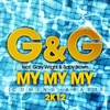 My My My Coming Apart 2K12 feat Gary Wright Baby Brown Remixes