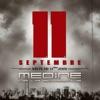 11 septembre, récit du 11e jour, Médine