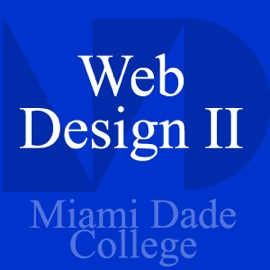 Web Design Ii Sam Grant Video