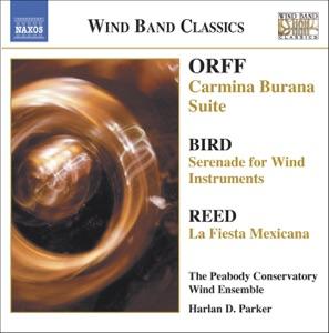 "Peabody Conservatory Wind Ensemble - Carmina Burana Suite, ""Cantiones profanae"": XIII. Fortuna, Imperatrix Mundi (Fortune, Empress of the World)"