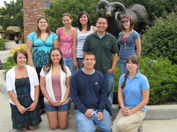 Native American Cultural Center - Meet the Students