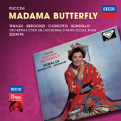 Madama Butterfly, Act 2: