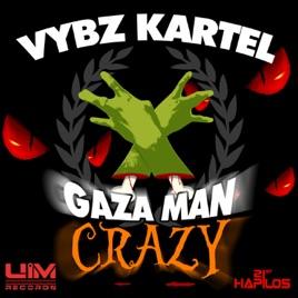 Vybz Kartel Gaza Logo