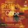 EUROPESE OMROEP   Britten: Complete Works with Oboe - Gernot Schmalfuss, Mamiko Watanabe & Mannheimer Streichquartett