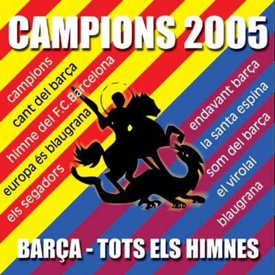 Barça : Tots els himnes (Campion 2005) - Rudy Ventura