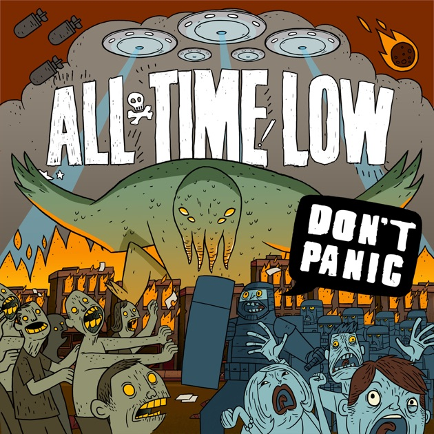 Dont Panic By All Time Low On Apple Music