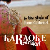 Karaoke in the Style of Juan Gabriel