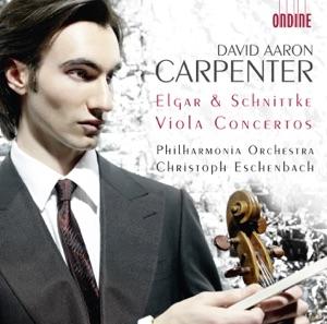 Christoph Eschenbach, Philharmonia Orchestra & David Aaron Carpenter - Cello Concerto In E Minor, OP. 85 (arr. L. Tertis and D. A. Carpenter for Viola and Orchestra): I. Adagio - Moderato