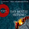 Das letzte Ritual (Dóra Guðmundsdóttir 1) - Yrsa Sigurðardóttir