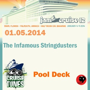Jam Cruise 12: The Infamous Stringdusters - 1/5/2014 Mp3 Download