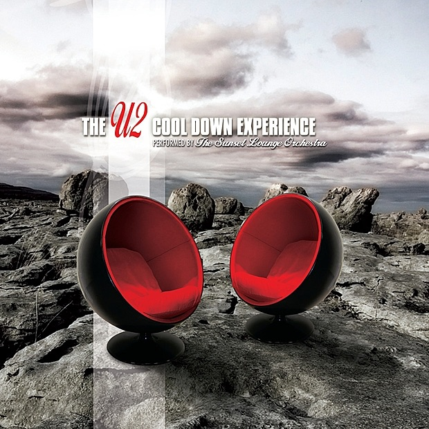The U2 Cool Down Experience The Sunset Lounge Orchestra CD cover