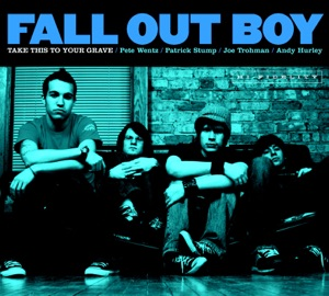 Fall Out Boy - Reinventing the Wheel To Run Myself Over (Album Version)