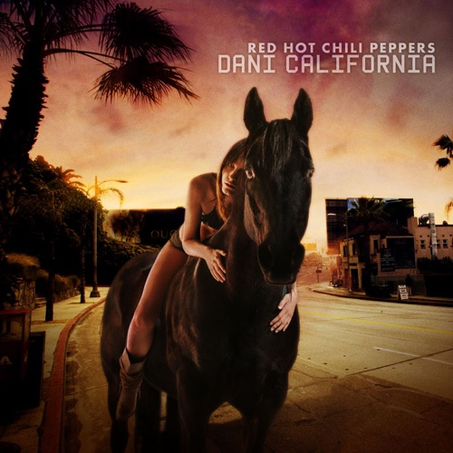 Red Hot Chili Peppers - Dani California - EP