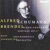 Schumann: Piano Concerto & Fantasy Op. 17 ジャケット写真