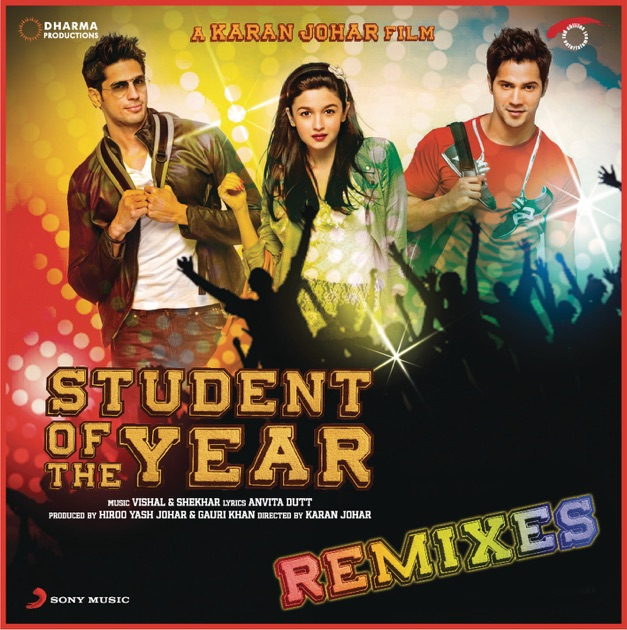 Free download latest hindi songs student of the year acio.