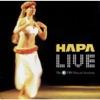 Hapa Live ジャケット写真