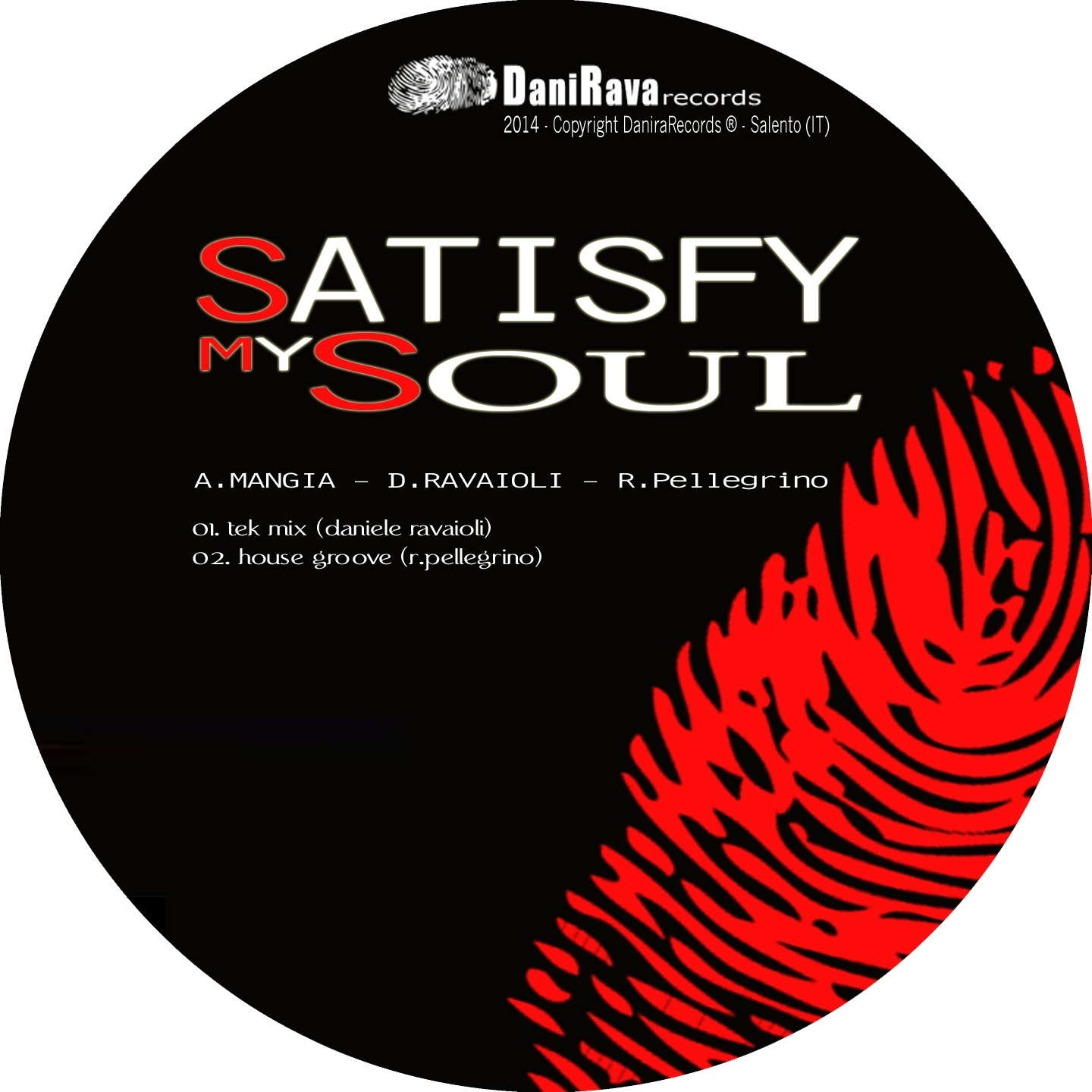 Satisfy My Soul - Single