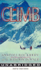 Anatoli Boukreev and G. Weston DeWalt - The Climb (Unabridged) artwork