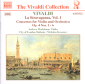 Concerto for Violin and Orchestra in G Major, Op.4, No.3, RV301: I. Allegro