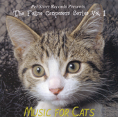 The Feline Composers Series Vol.1: Music for Cats