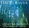 David Bauer - Quiet Moments of Instrumental Worship  artwork