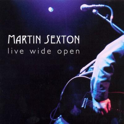 Live Wide Open - Martin Sexton
