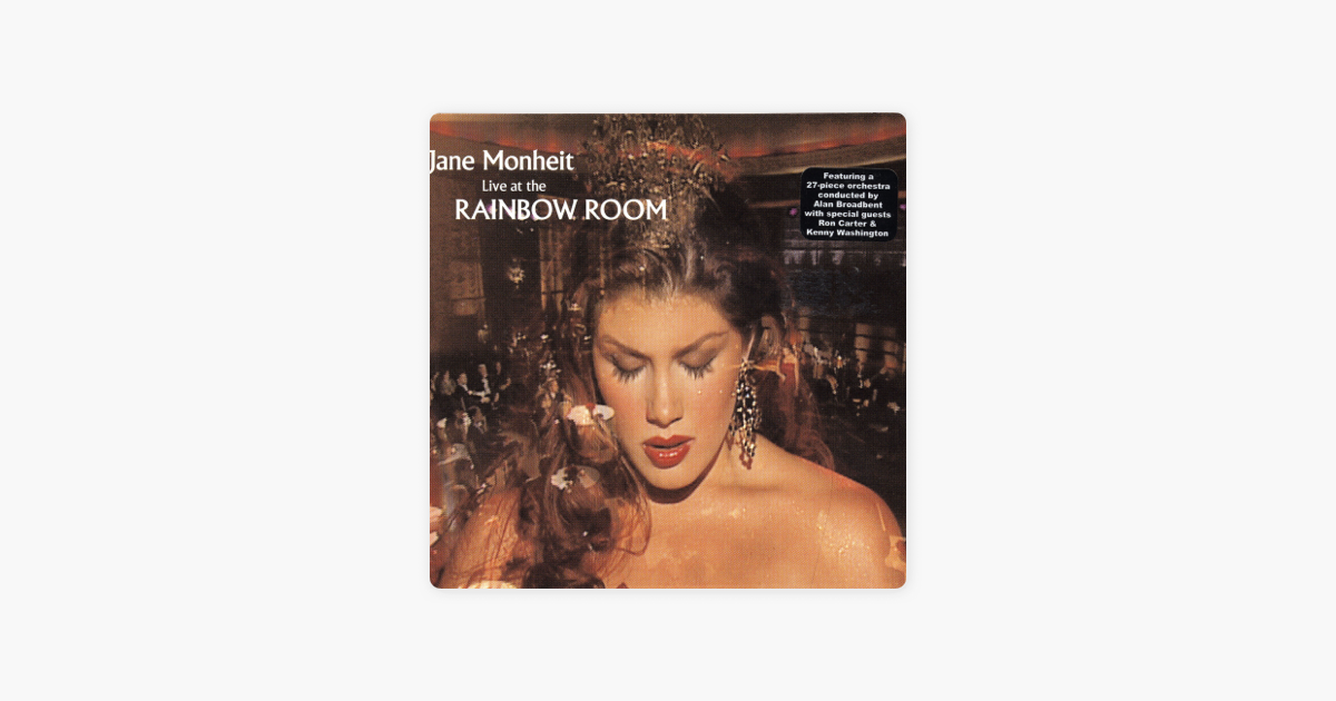 Live At The Rainbow Room By Jane Monheit On Apple Music