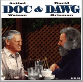 Doc Watson & David Grisman - Fiddle-tune Medley (East Tennessee Blues, Tennessee Wagoner, Beaumont Rag)