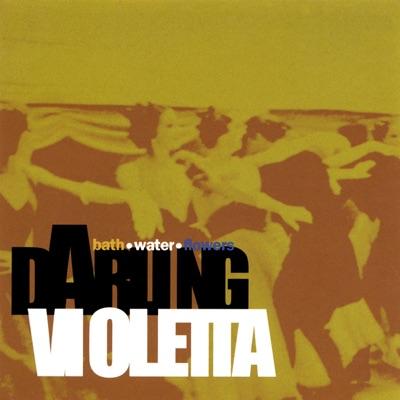 Bath Water Flowers - Darling Violetta