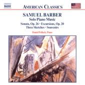Daniel Pollack - Ballade, Op 46: Restless