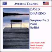 János Starker/Seattle Symphony Orchestra/Gerard Schwarz - Kaddish