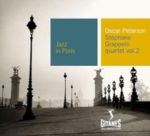 Jazz In Paris, Vol. 31: Stéphane Grappelli Quartet, Vol. 2