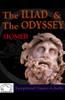 Homer - The Iliad & The Odyssey (Unabridged)  artwork